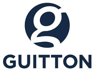 Logo menuiserie Guitton