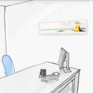 HAPPY WALL ® – tableau décoratif rétro-éclairé
