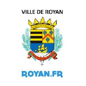 Logo Mairie Royan